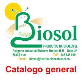 Catalogo general de todos los producos de BIOSOL