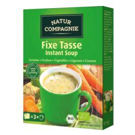 Sopa caja Instan Verduras BIO 3x18 gr