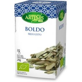 Boldo FILTROS 20 uni. BIO