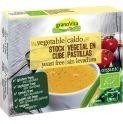 Caldo en Pastillas vegetal Sin Levadura 66gr BIO Granovita
