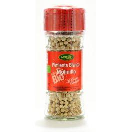 Especies Pimienta Blanca Molinillo 40 gr. BIO