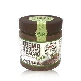 Crema Avellanas y cacao BIO 200gr TORRAS.