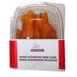 Mango SIN AZUCAR 100% fruta deshidratado 120gr CAN GALDERIC