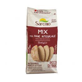 Mix preparado para pan Integral 500gr BIO Sarchio