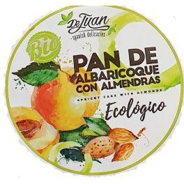 Panes BIO Albaricoque + Almendras 200 gr DE JUAN
